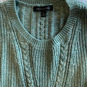 Banana Republic | Cable Knit Sweater